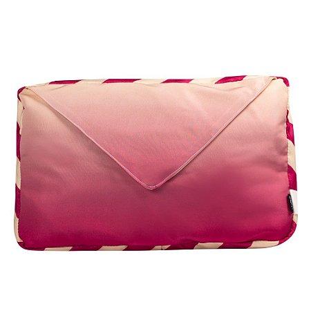 Almofada Carta Vermelha - Te amo