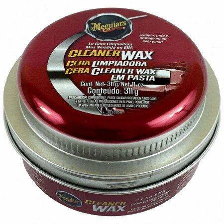 Cera Limpadora Cleaner Wax Em Pasta 311g