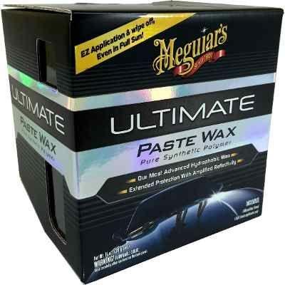 Cera Ultimate Paste Wax com Aplicador e Flanela 311g