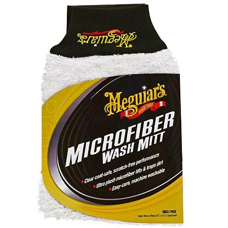 Luvas de Microfibra para Lavagem Limpeza Automotiva Meguiars