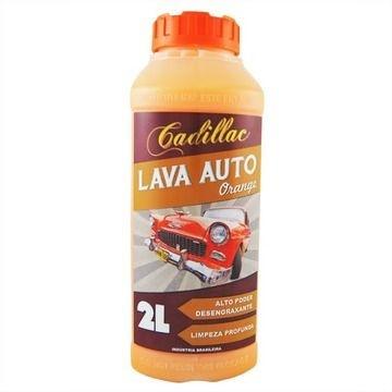Lava Auto Desengraxante Orange Cadillac 2L