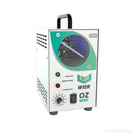 Gerador de Ozônio Wier Oxi Sanitização Automotiva Purific Bivolt