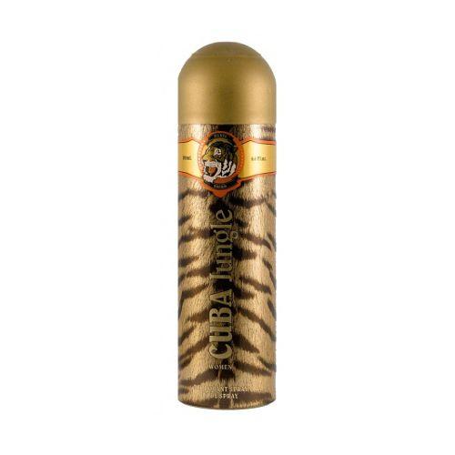 Desodorante Cuba Jungle Tiger 200ml - Feminino