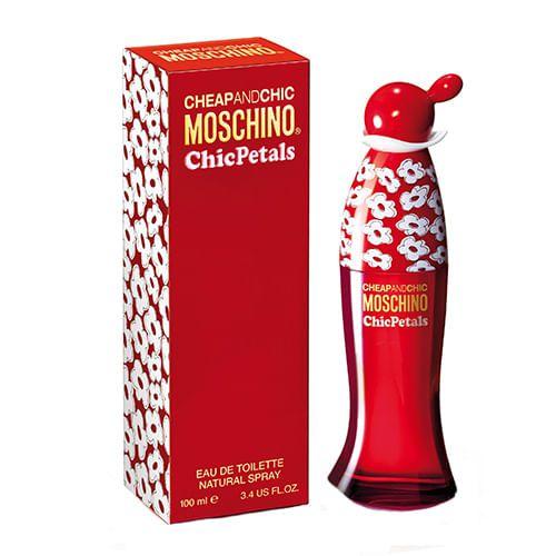 Cheap and Chic Moschino Chic Petals Eau de Toilette 100ml - Perfume Feminino