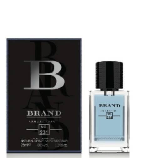 Brand Collection 231 Eau de Parfum 25ml - Perfume Masculino