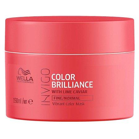 Invigo Color Brilliance Wella Professionals 500ml - Máscara Capilar