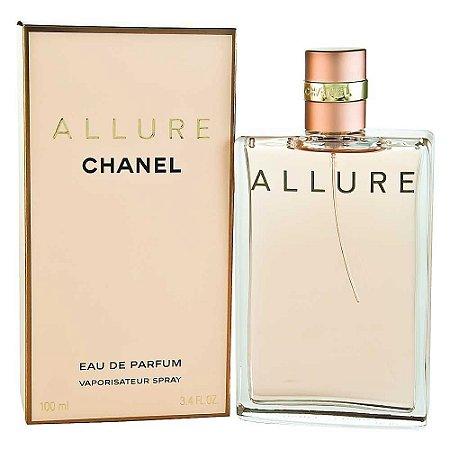36ef9eb0195 Allure Eau de Parfum Chanel - Perfume Feminino 100ml - LAMSPERFUMES