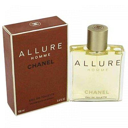 Allure Homme Eau de Toilette Chanel - Perfume Masculino