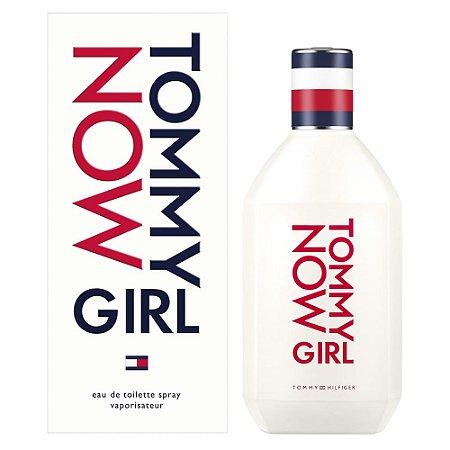 Tommy Girl Now Eau de Toilette Tommy Hilfiger 100ml - Perfume Feminino