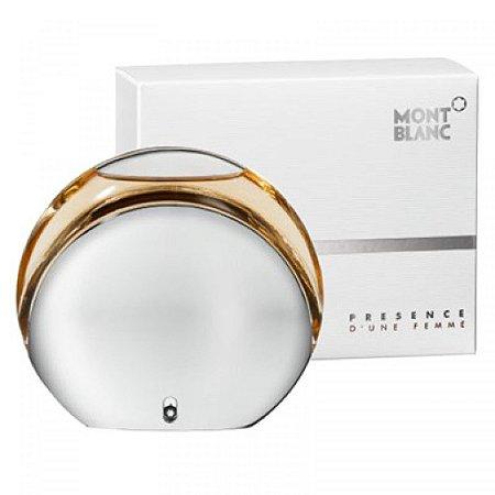 8a7943f601d Presence D Une Femme Eau de Toilette MontBlanc - Perfume Feminino ...