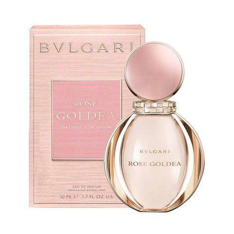 Rose Goldea Eau de Parfum Bvlgari 50ml - Perfume Feminino