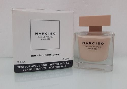 Tester Narciso Eau de Parfum Poudree - Narciso Rodriguez 90ml