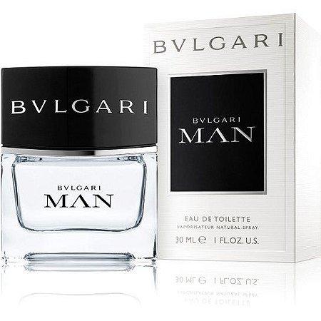 Bvlgari Man Eau de Toilette 30ml - Perfume Masculino