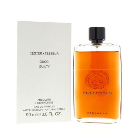 Tester Gucci Guilty Absolute Pour Homme EDP 90ml