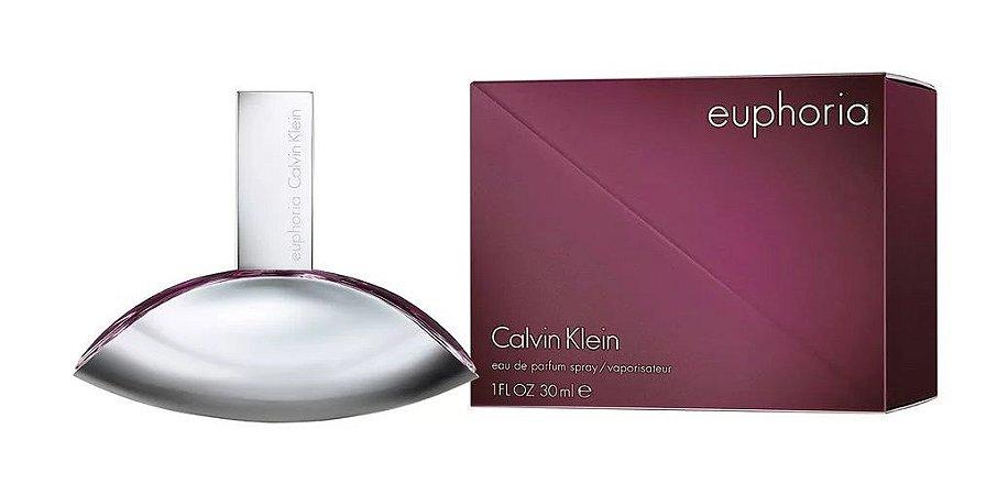 Euphoria Calvin Klein Eau de Parfum 30ml - Perfume Feminino