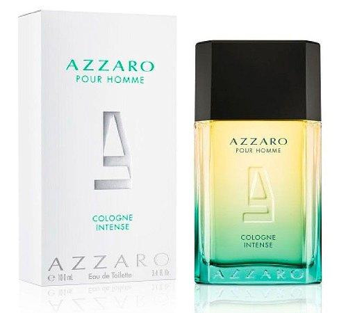 Azzaro Pour Homme Cologne Intense Eau de Toilette 100ml