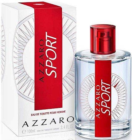 Azzaro Sport Eau de Toilette 100ml - Perfume Masculino