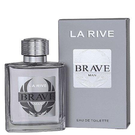Brave Eau de Toilette La Rive 100ml - Perfume Masculino