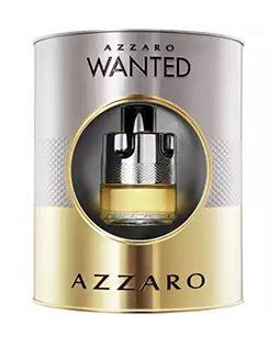0e8314fee Kit Azzaro Wanted EDT 100ML + Desodorante Masculino Wanted 150ML - Perfume  Masculino