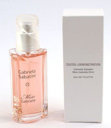 Tester Miss Gabriela Eau de Toilette Gabriela Sabatini 60ml - Perfume Feminino