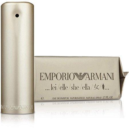 Emporio Armani She Eau de Parfum 100ml - Perfume Feminino