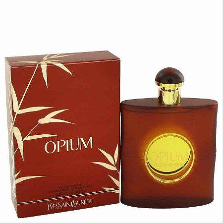 Opium Eau de Toilette Yves Saint Laurent 50ml - Perfume Feminino