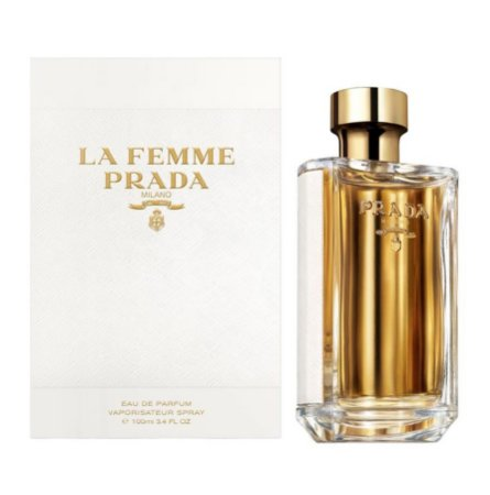 La Femme Prada Eau De Parfum 50ml - Perfume Feminino