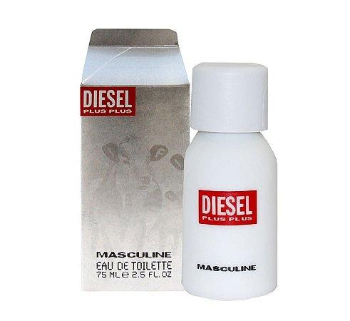 Plus Plus Eau de Toilette Diesel 75ml - Perfume Masculino