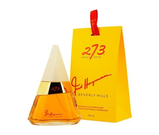 273 Beverly Hills Eau De Parfum Fred Hayman 75ml - Perfume Feminino