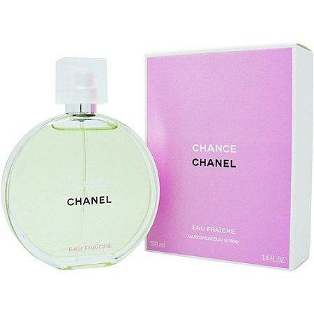 7de57b5d17c Chance Chanel Eau Fraiche - Perfume Feminino - LAMSPERFUMES