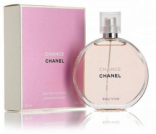 Chanel Chance Eau Vive Eau de Toilette - Perfume Feminino