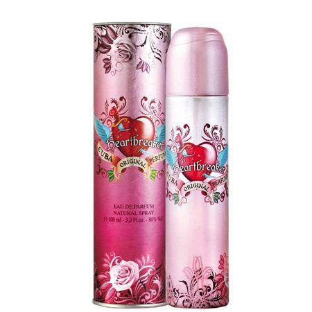 Cuba Heartbreaker Eau de Parfum - Perfume Feminino - 100ml