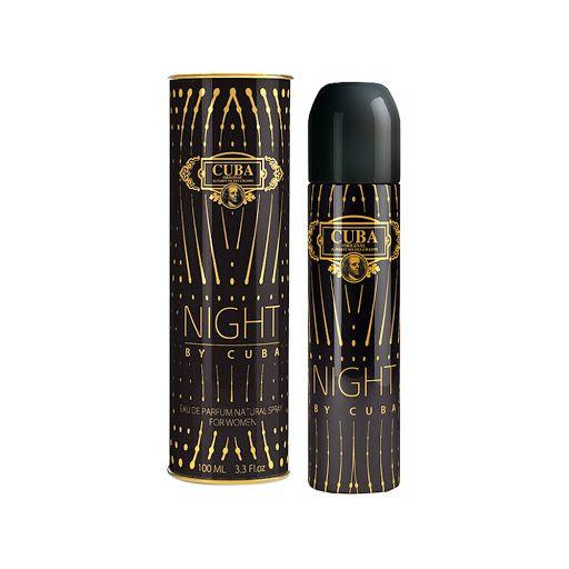 Cuba Night Eau de Toilette 100ml - Perfume Feminino