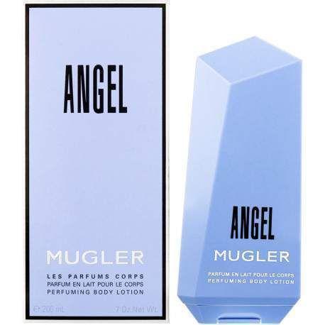 Angel Body Lotion Mugler 200ml - Loção Corporal