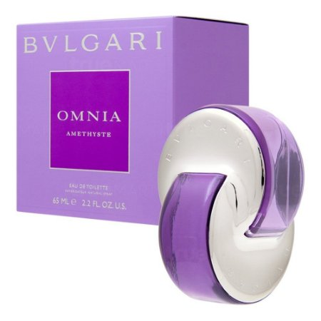 5ee6ac8272303 Bvlgari Omnia Amethyste Eau de Toilette - Perfume Feminino ...