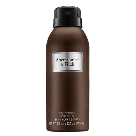 Abercrombie & Fitch Homme Body Spray 143ml - Desodorante Masculino