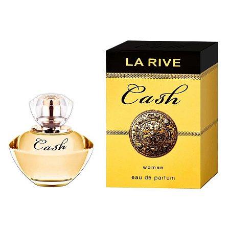 Cash Woman Eau de Parfum La Rive 90ml - Perfume Feminino