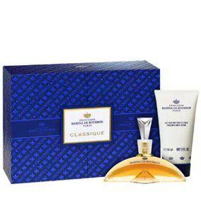 Kit Classique Marina de Bourbon Eau de Parfum 100ml + Body Lotion 150ml - Feminino