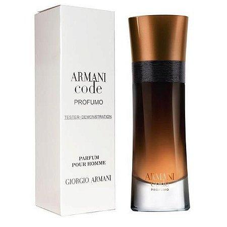 Tester Armani Code Profumo Giorgio Armani 60ml - Perfume Masculino