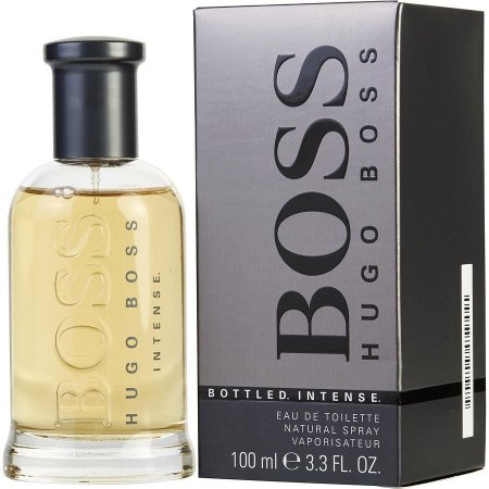 Boss Bottled Intense Eau de Toilette Hugo Boss 100ML - Perfume Masculino