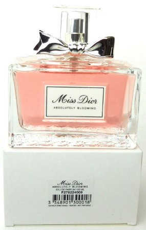 62932e9fbbe Tester Miss Dior Absolutely Blooming Eau de Parfum 100ML - Perfume Feminino