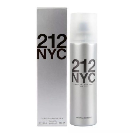Desodorante 212 Carolina Herrera 150ml - Feminino
