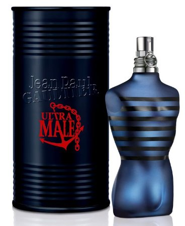 Ultra Male Eau de Toilette Jean Paul Gaultier 125ml - Perfume Masculino