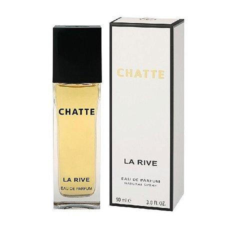Chatte Eau de Parfum La Rive 90ml - Perfume Feminino