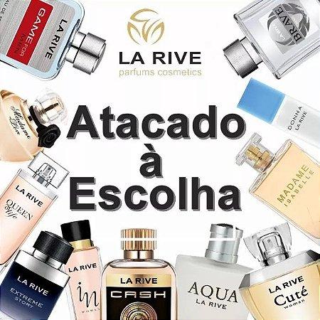 Perfumes La Rive Variados Atacado 60 Unidades