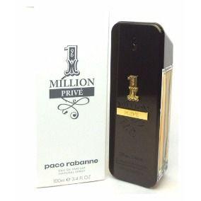 Tester 1 Million Prive EDP Paco Rabanne 100ml - Perfume Masculino