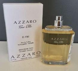 3df535407d6 Tester Azzaro Pour Elle EDP Azzaro 75ML - Perfume Feminino