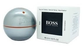 Tester Boss In Motion Eau de Toilette Hugo Boss 90ml - Perfume Masculino