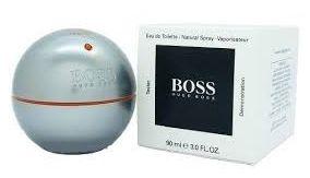 Tester Boss In Motion Eau de Toilette Hugo Boss 90ml - Perfume Masculino