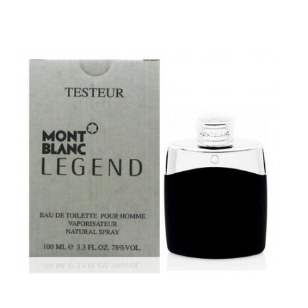 Tester Legend Eau de Toilette Montblanc 100ml - Perfume Masculino